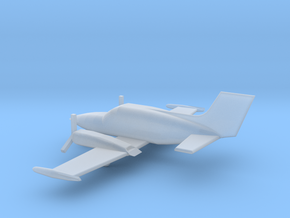 1/400 Scale Cessna 421 in Smooth Fine Detail Plastic