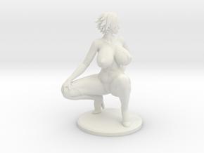 Aimsee Booty - 5.5'' Versatile Plastic in White Natural Versatile Plastic