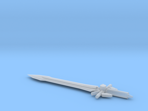 Ultima Sword For Legends Class TFs in Smooth Fine Detail Plastic