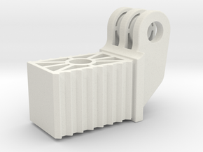 Ikea LYCKSELE LOVAS Sleeper Sofa hinge in White Natural Versatile Plastic