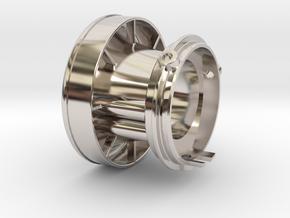 CRF150R velocity stack Mk 2.2 in Platinum