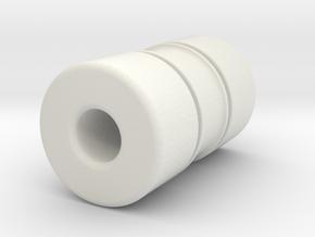 N-std070X in White Natural Versatile Plastic