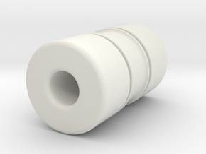 N-std080X in White Natural Versatile Plastic