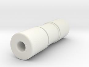 OOstd055X in White Natural Versatile Plastic