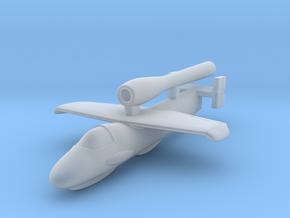 (1:144) Heinkel He P.1077 Romeo in Smooth Fine Detail Plastic