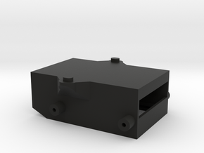 CMAX Hilux 4dr 152 Rear Box Mount in Black Natural Versatile Plastic