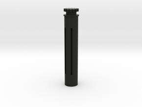 gears takeup spool in Black Natural Versatile Plastic