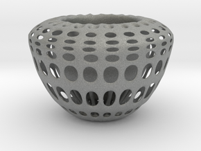 Planter (downloadable) in Gray Professional Plastic