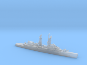 1/1800 Scale USS John Pual Jones DDG-34 Destroyer in Smooth Fine Detail Plastic