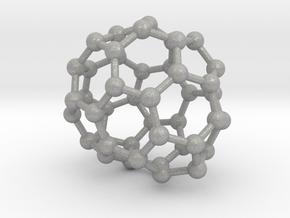 0694 Fullerene c44-66 c1 in Aluminum