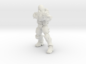 Printle V Femme 754 - 1/24 - wob in White Natural Versatile Plastic