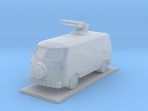 The Smoker in Smooth Fine Detail Plastic