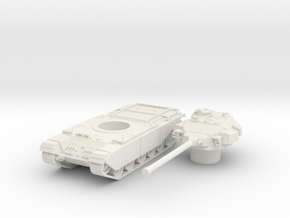 Centurion 3 scale 1/100 in White Natural Versatile Plastic