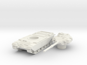 Centurion 5 scale 1/100 in White Natural Versatile Plastic