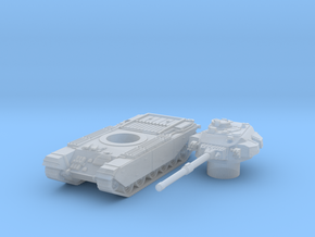 Centurion 5 scale 1/160 in Smooth Fine Detail Plastic