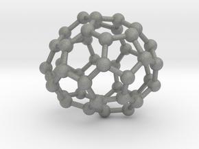 0702 Fullerene c44-74 c1 in Gray Professional Plastic