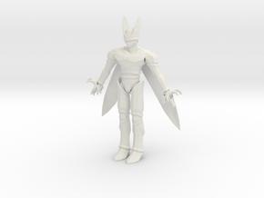 Printle V Homme 1438 - 1/24 - wob in White Natural Versatile Plastic
