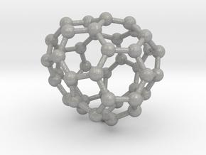0710 Fullerene c44-82 s4 in Aluminum