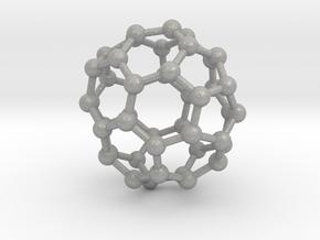 0714 Fullerene c44-86 d3d in Aluminum