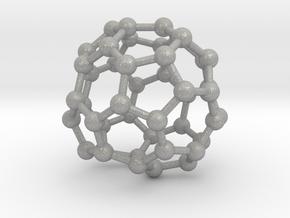 0717 Fullerene c44-89 d2 in Aluminum