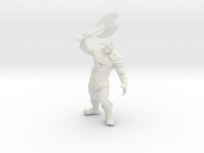Printle V Homme 1445 - 1/24 - wob in White Natural Versatile Plastic