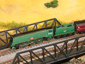 "Bulleid ""Merchant Navy"" - Z - 1:220 in Smooth Fine Detail Plastic"