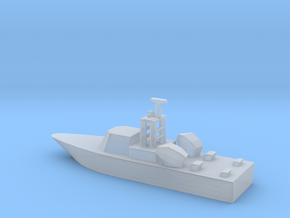 1/1250 Scale Dvora Fast Patrol Boat in Smooth Fine Detail Plastic