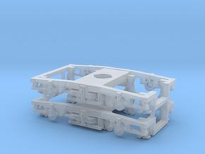 Bogie Gorlitz VI K_SachsenModelle replacement in Smooth Fine Detail Plastic
