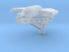 EQ30 X-7 ATGM on Launch Rail (1/48) in Smooth Fine Detail Plastic