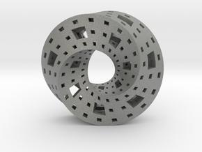 Menger Mobius  in Gray PA12