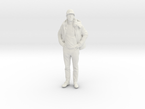 Printle C Homme 1522 - 1/24 - wob in White Natural Versatile Plastic