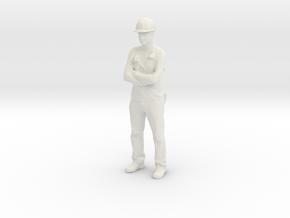 Printle C Homme 1526 - 1/24 - wob in White Natural Versatile Plastic