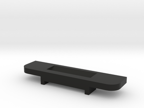 Billet Box Rev4  Anticondensa v.1 in Black Natural Versatile Plastic