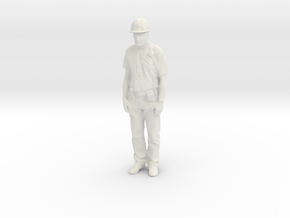 Printle C Homme 1529 - 1/24 - wob in White Natural Versatile Plastic
