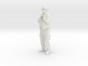 Printle C Homme 1532 - 1/24 - wob in White Natural Versatile Plastic
