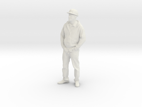 Printle C Homme 1533 - 1/24 - wob in White Natural Versatile Plastic