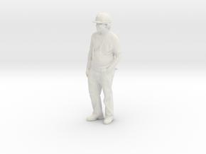 Printle C Homme 1536 - 1/24 - wob in White Natural Versatile Plastic