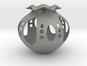 Vase 13233 in Gray Professional Plastic