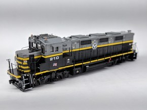 NRE 3GS21B Generation 2 (N - 1:160)  in Smoothest Fine Detail Plastic