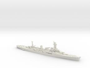 MN CA Duquesne in White Natural Versatile Plastic: 1:1200