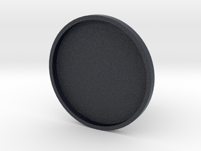 119 sand dome cover in Black Professional Plastic