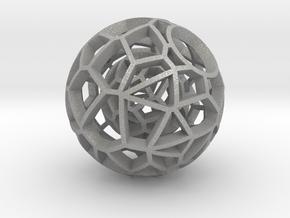 Intricate Dream Within A Dream Pendant in Aluminum