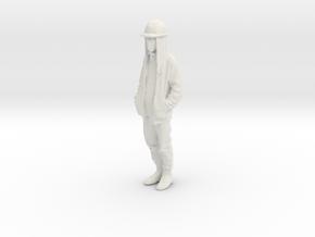 Printle C Homme 1589 - 1/24 - wob in White Natural Versatile Plastic