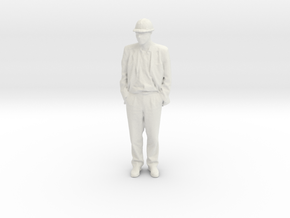 Printle C Homme 1591 - 1/24 - wob in White Natural Versatile Plastic