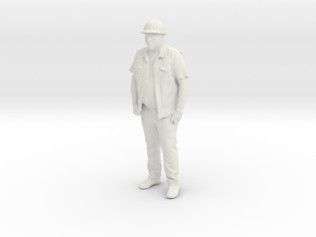 Printle C Homme 1592 - 1/24 - wob in White Natural Versatile Plastic