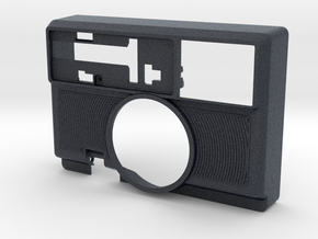 SLR680 sonar/flash housing faceplate in Black Professional Plastic