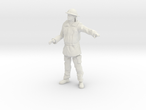 Printle B Homme 1616 - 1/24 - wob in White Natural Versatile Plastic