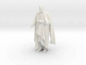 Printle C Homme 1618 - 1/24 - wob in White Natural Versatile Plastic