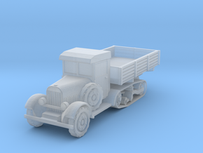 Wz 34 truck 1:160 in Smooth Fine Detail Plastic