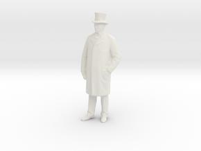 Printle C Homme 1631 - 1/24 - wob in White Natural Versatile Plastic